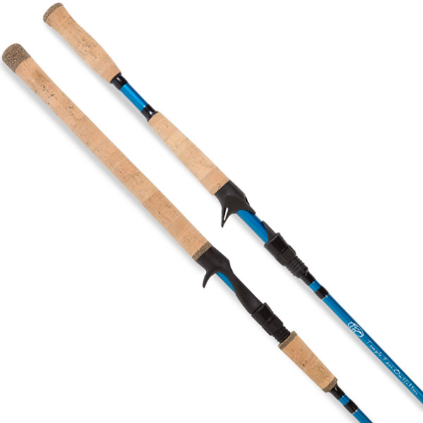 Temple Fork Fishing Rods